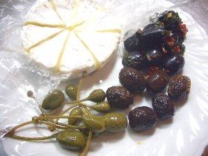 チーズとおつまみ