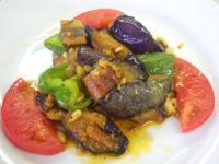 鰻と野菜の炒め物500
