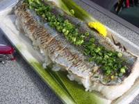 炙り秋刀魚寿司300