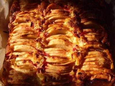 リンゴのケーキ400