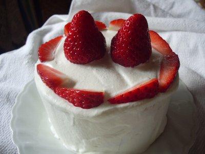 小さいケーキ400