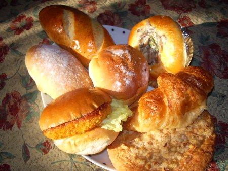 ナカネのパン450
