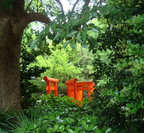 緑の春日神社