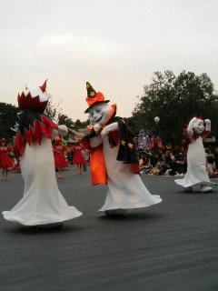 ハロゥインパレード1