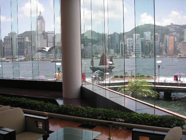 インターコンチ香港①