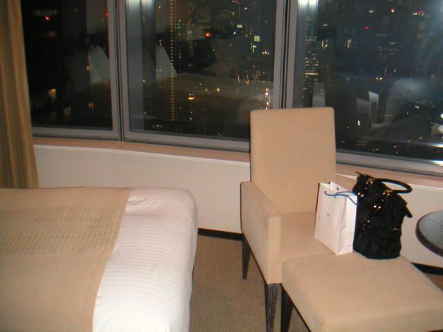 パークホテル東京①