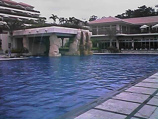 カヌチャベイホテル①