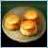 スコットランドの丸いパン