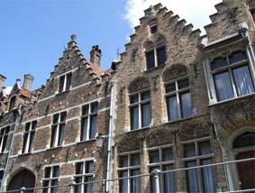ベルギー建物実写