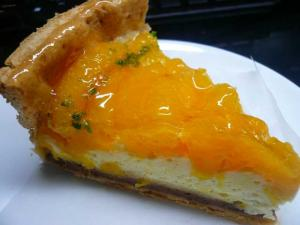 オレンジのタルト(quil-fait