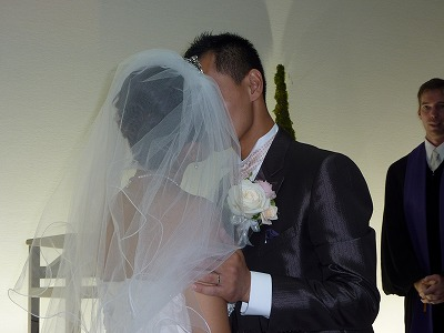 540 誓いのキス