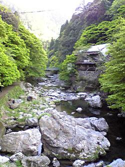 昼間の清滝