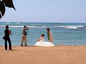 プロジェクトM PROJECT M ビーチ写真2