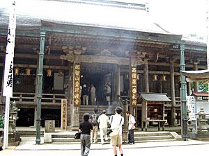 熊野古道 那智大社を行く