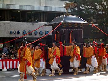 京都2007時代祭り