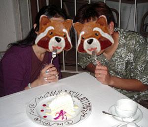 ハレクラニ オーキッドディナー  デザート