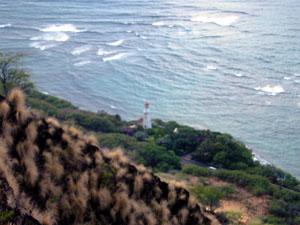 ダイヤモンドヘッド灯台