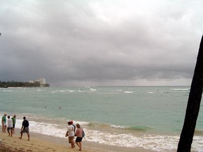 ハワイ地震 津波は怖い