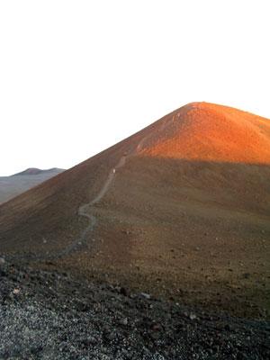 マウナケア山頂 星空観測ツアーレポ 本当の山頂へ