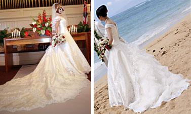 ドレス2パターン