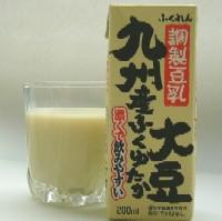 ふくれんの九州産豆乳
