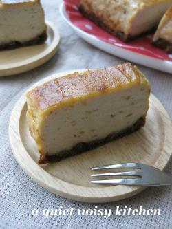 チーズケーキ一切れ