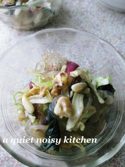腸美人サラダ1