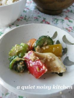 カラフル野菜の和ピクルス1