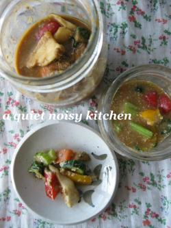 カラフル野菜の和ピクルス2