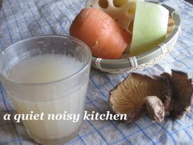 肺のスペシャルスープ