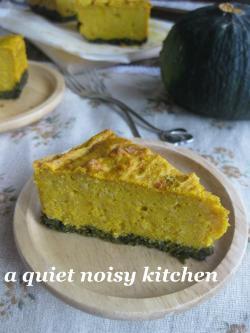 かぼちゃオーツケーキ2