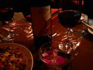 タイの赤ワイン