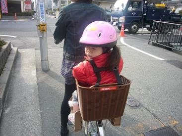 優花自転車2