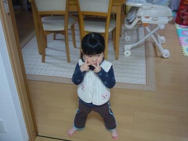優花真似っ子3