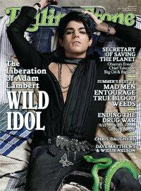 『Rolling Stone』表紙