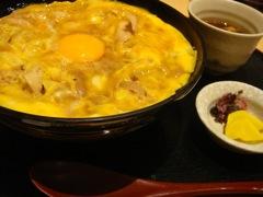 津軽地鶏の親子丼
