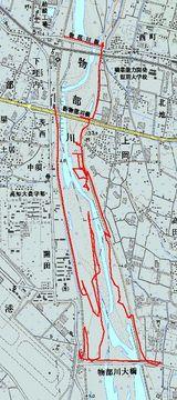 走行ルート(20051224)