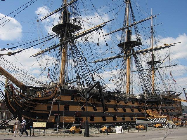 HMS Victory 全体
