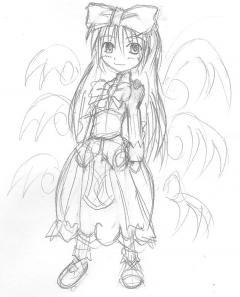 聖姫アルマ