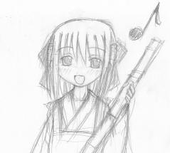 琥珀(月姫
