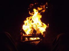 焚き火SG