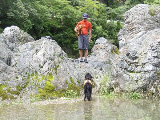 川遊び 15 ランミル父さん