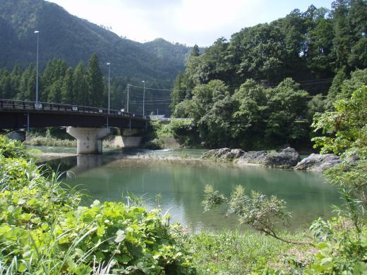 川遊び16 いつもの場所