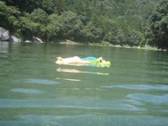 川遊び16 ブタワニ