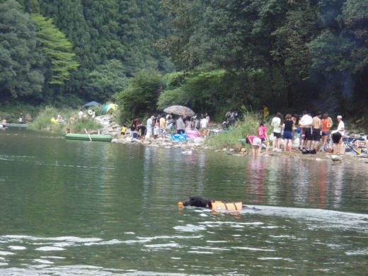 川遊び21 ニンがいっぱい