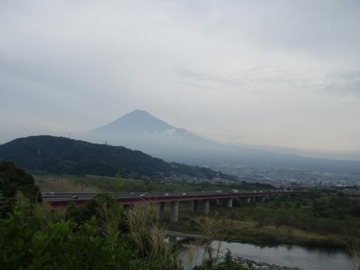 朝霧9・18 富士川SA