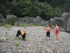 川遊び25 子供