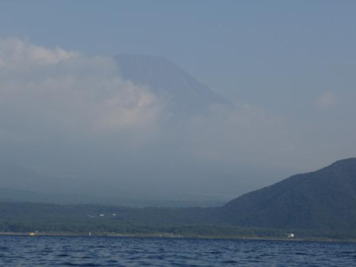 本栖湖9・17 富士山