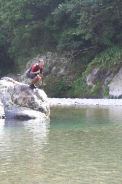 川遊び26 父1