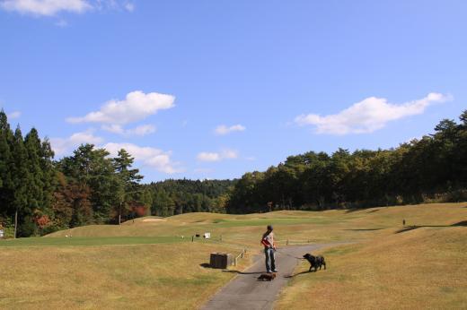 10・16 ゴルフ場